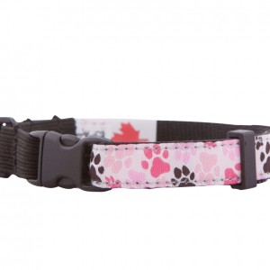 Collar Pitter Patter Pink