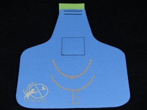 Big - Necklace - Light Blue
