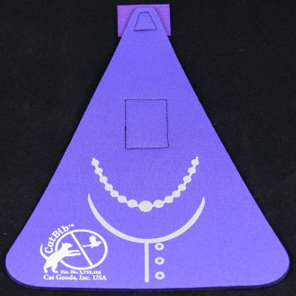 Small - Necklace - Purple