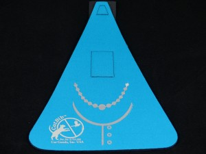 Small - Necklace - Turquoise