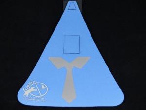 Small - Tie - Light Blue